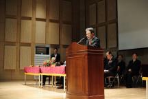 한국의 나폴리 통영서 장학금 전달